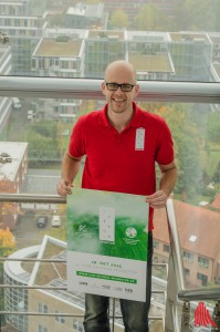 Veranstalter Stefan Spiekermann ist selber leidenschaftlicher Skyrunner. (Foto: th)