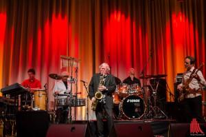 Klaus Doldinger bei den Münster Music Days 2015. (Foto: th)