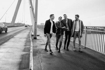 "Die Band ""Soeckers"" tritt am 31.8. beim iFan-Festival im Skaters Palace auf. (Foto: Marco Klahold)"