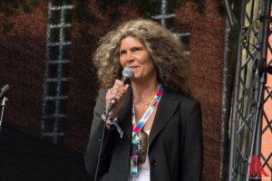 Ana Voogd, Geschäftsführerin der Münster Mittendrin GmbH zieht Bilanz. (Foto: th)
