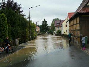 Wie man sein Eigen bei Überflutungen schützen kann, zeigt die neue Broschüre der Verbraucherzentrale. (Foto: CC0)
