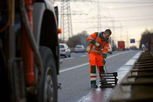 Am Wochenende gibt es Sperrungen im Autobahnkreuz Münster-Süd. (Foto: Straßen.NRW)
