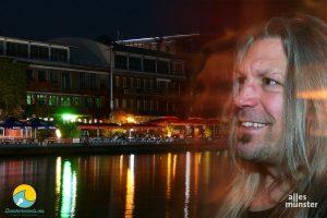 DJ Frank Rockmöller legt bei den Summerevents am Hafen auf. (Foto: Thomas Hölscher / privat)