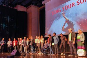 """Das Finale von """"Sing Your Song"""". (Foto: Susanne Wonnay)"""