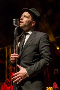 """""""Die Poplounge"""" sorgte für musikalische Unterhaltung. (Foto: th)"""