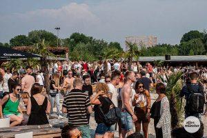 Passend zum Tanz in den Mai öffnet der Coconut Beach seine Pforten. (Archivbild: Stephan Günther)