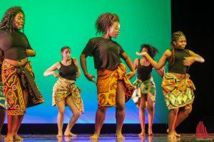 Tanzfestival 75 - die No Label Dancers zeigen Witz und Esprit. (Foto: bk)