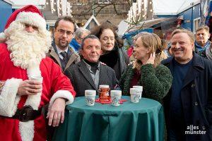 """Der Weihnachts-Tatort """"Väterchen Frost"""" aus Münster läuft am 22. Dezember im Ersten. (Foto: Michael Bührke)"""