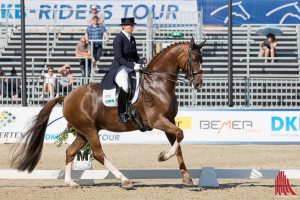 Anabel Balkenhol siegt im Grand Prix Special. (Foto: cf)
