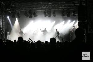 Die Monasteria Rock Tour kommt ins Jovel. (Archivbild: Michael Wietholt)