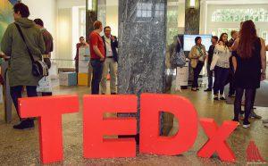 TEDxMünster, bereits zum vierten Mal in Münster. (Foto: so)