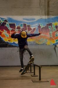 Beim Skaten wird das Board als persönlichkeitsbildendes Instrument eingesetzt. (Foto: th)