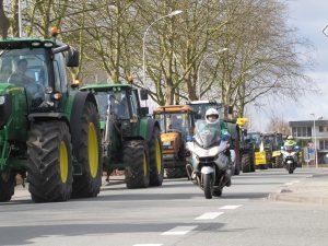 Am Dienstag gehen bundesweit Landwirte gehen auf die Straße. Auch in Münster werden rund 400 Traktoren erwartet. (Foto: CC0)