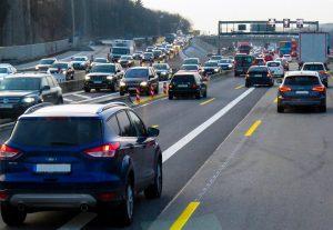 Autofahrer auf der A1 hatten heute bei Münster wenig zu lachen. (Symbolbild: CC0)