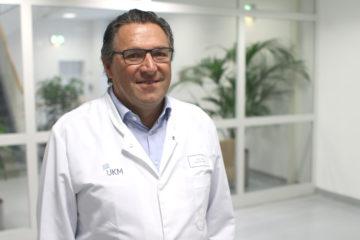 Prof. Stephan Ludwig, Leiter des Instituts für Virologie. (Foto: UKM)