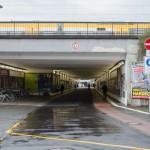 Der Hamburger Tunnel wurde hell und barrierefrei gestaltet und steht für Fußgänger und Radfahrer zur Verfügung.
