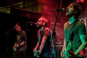Sind mit ihrem aktuellen Album Great Mistakes auf Tour: Paper Arms aus Australien. (Foto: th)