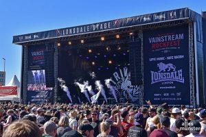 2022 kehrt das Vainstream Rockfest gleich zweimal an den Hawerkamp zurück. (Archivbild: Tessa-Viola Kloep)