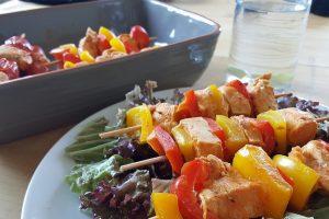 Ein gastronomisches Speisenangebot, das umweltfreundlich, gesund und auch gegenüber Mensch und Tier fair ist, steht im Mittelpunkt des Forschungsprojektes NAHGAST. (Symbolbild: CC0)