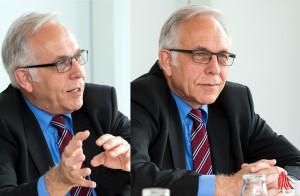 Reinhard Brücker, Vorstandsvorsitzender von VIACTIV. (Fotos: cabe)