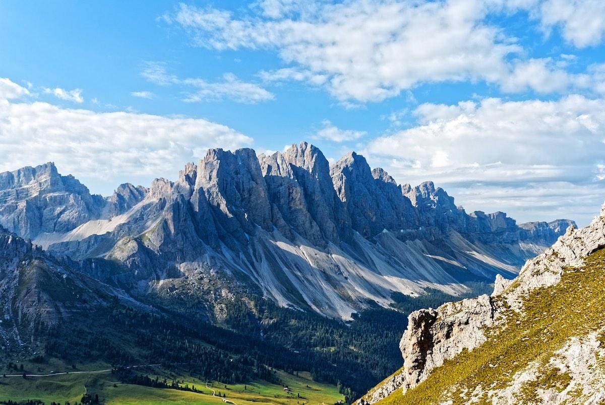 Die Lehrerin aus Münster begab sich alleine auf eine Bergtour in den Dolomiten. (Foto: CC0)
