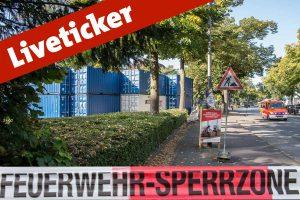 Unser Liveticker zur großen Evakuierung in Münster-Mauritz.