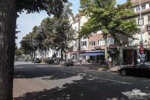 In diesem Jahr findet der Parking Day auf der Warendorfer Straße statt. (Foto: Ralf Clausen)