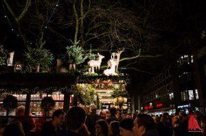 Die Adventszeit in der Stadt ist Jahr für Jahr ein Highlight. (Foto: th)