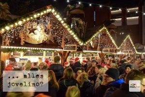 Montag fängt der Weihnachtsschock an, dann müsst ihr hamel auf Kiene sein. (Archivbild: Tanja Sollwedel)