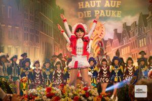 """Seit 57 Jahren heißt es """"Westfalen haut auf die Pauke"""" - doch jetzt wurde entschieden, die größte westfälische Karnevalssitzung in dieser Session wegen der Corona-Risiken abzusagen.(Archivbild: Carsten Bender)"""