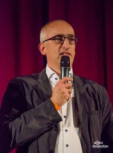"""ZDF-Redakteur Martin R. Neumann hatte die Idee, Oliver Welke und die """"heute show"""" in eine """"Wilsberg""""-Folge einzubauen. (Archivbild: Thomas Hölscher)"""