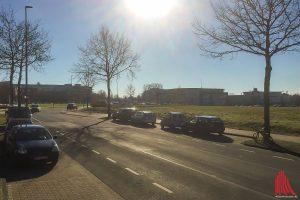Beidseits der Anton-Bruchhausen-Straße im Zentrum Nord soll neuer Wohnraum entstehen. (Foto: th)