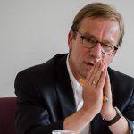 Dezernent Wolfgang Heuer. (Archivbild: Thomas Hölscher)