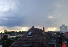 Unwetterwarnung für Münster (Update)
