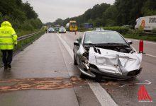 A1 zwischen Ascheberg und Hiltrup gesperrt (Update)
