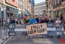 CSD in Münster – Eine Demo, keine Parade