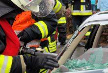 Schwerer Verkehrsunfall auf der Warendorfer Straße (Update)
