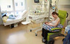 Rooming-In: Gesunde Nähe im Clemenshospital