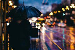 Sturmtief Friederike bringt Unwetter