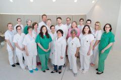 Zufriedene Patientinnen am UKM Brustzentrum