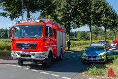 Bombenblindgänger in Wolbeck entschärft