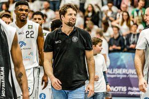 Philipp Kappenstein verlässt nach neun Jahren die WWU Baskets. (Foto: Claudia Feldmann)