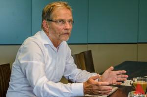 """""""Für uns ist sehr wichtig, was kritisiert wird, denn das ist unser Maßstab dafür, etwas zu verändern"""", sagt Zoodirektor Jörg Adler. (Foto: th)"""